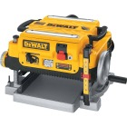 DeWalt 13 In. Three Knife Two-Speed Portable Planer Image 7