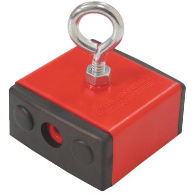 Master Magnetics 100 Lb. Retrieving and Lifting Magnet