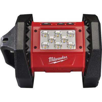 Milwaukee M18 ROVER 18 Volt Lithium-Ion LED Cordless Work Light (Bare Tool)