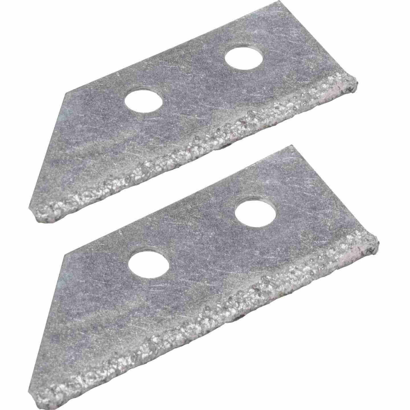 Marshalltown Tungten Carbide Grout Saw Blade (2-Pack) Image 1