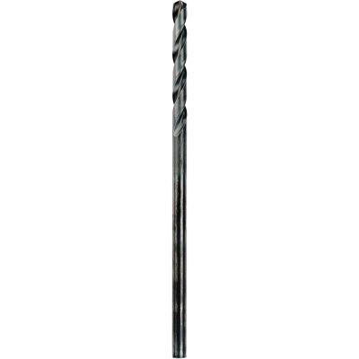 Irwin 1/2 In. x 12 In. Black Oxide Extended Length Drill Bit