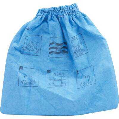 Channellock Cloth Standard 5 Gal. Filter Vacuum Bag