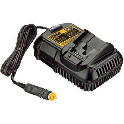 DeWalt 12-Volt/20-Volt MAX Lithium-Ion Vehicle Battery Charger