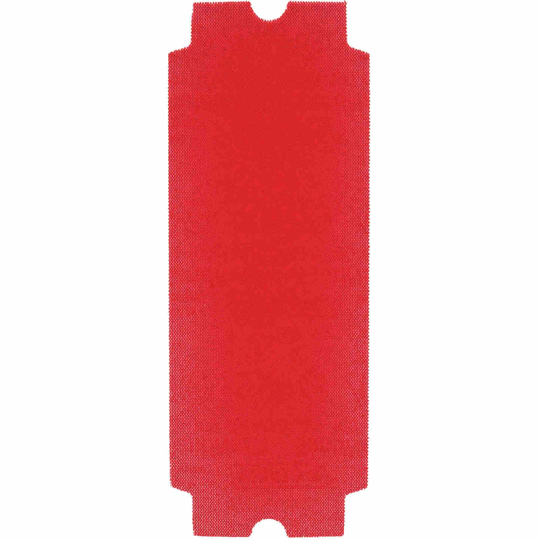 Diablo SandNet 220 Grit 4-3/16 In. x 11-1/4 In. Universal Reusable Drywall Sandpaper (5-Pack) Image 1