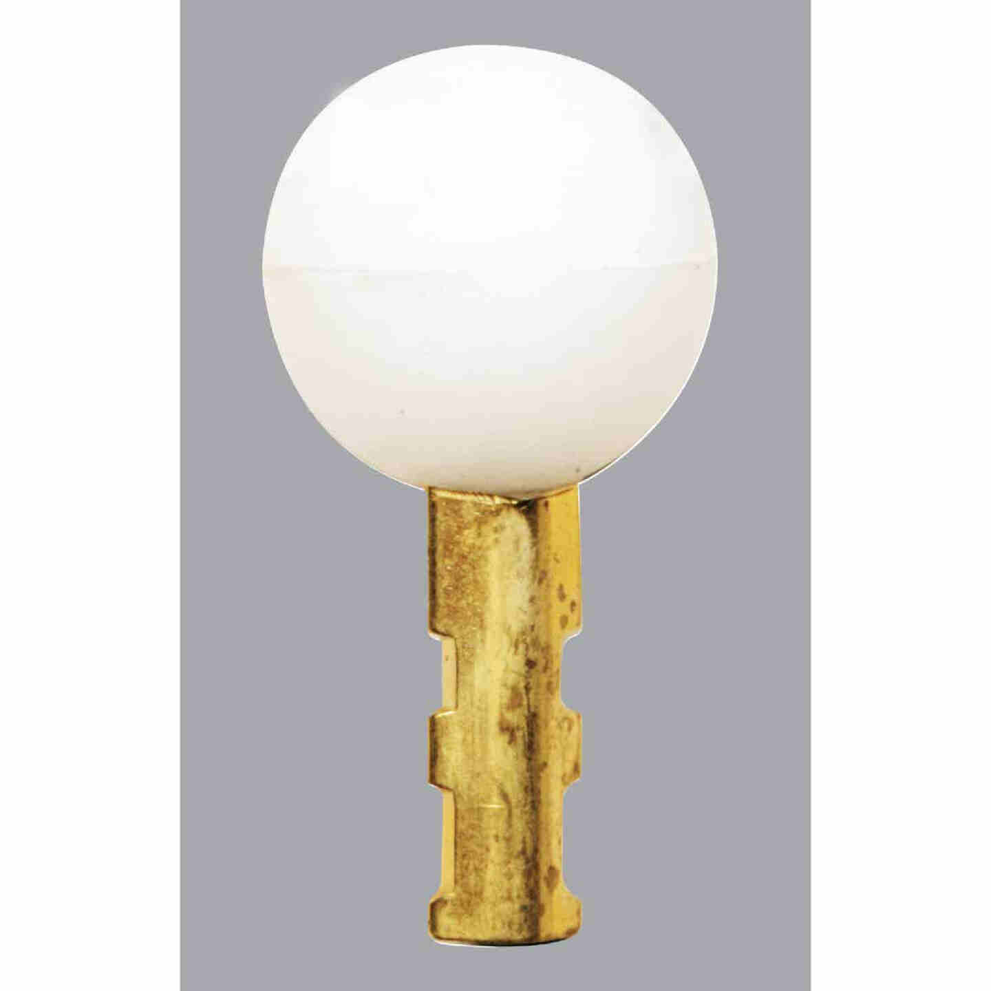 Do it Metal Ball Replacement for Delta 212 Crystal Handle/Peerless Image 1