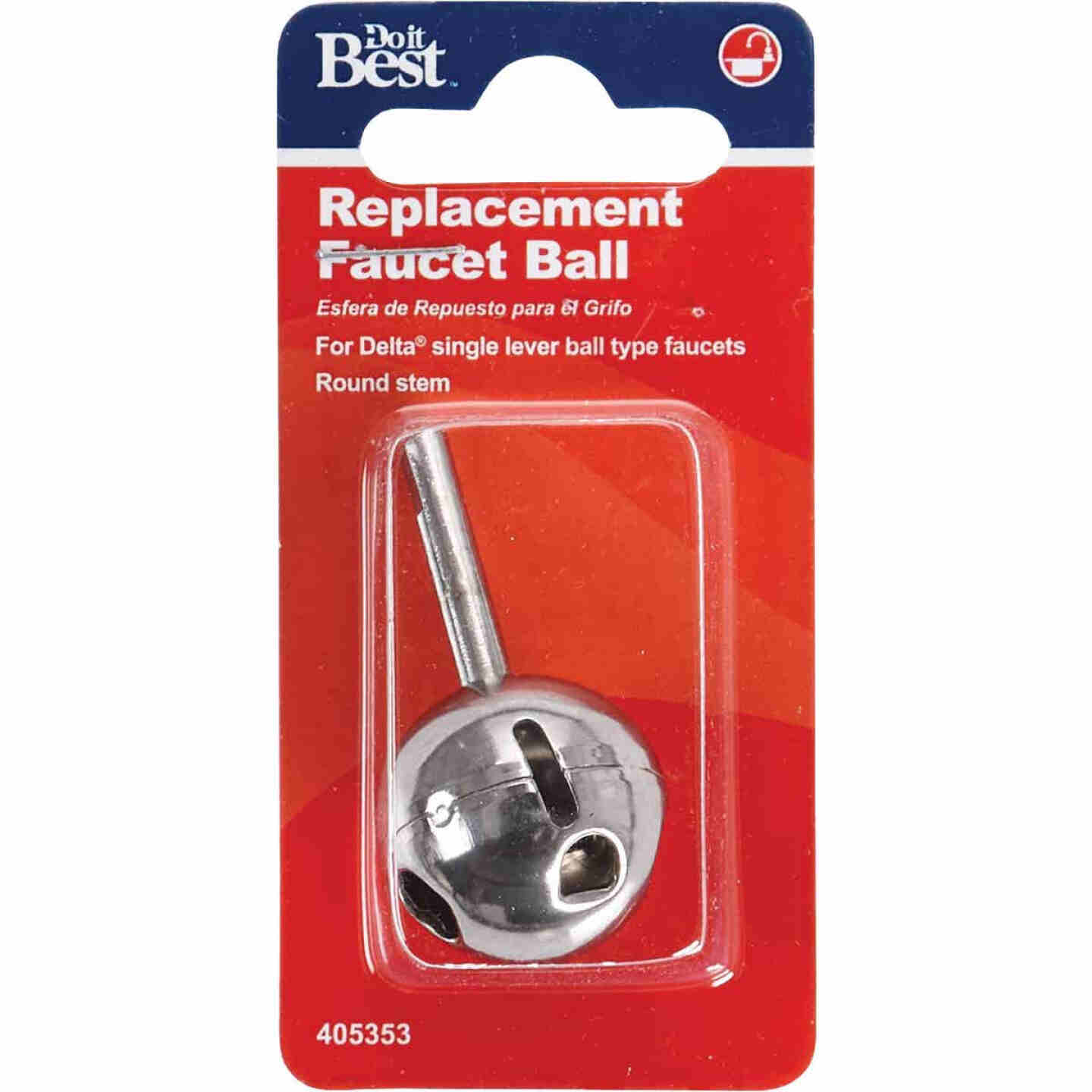 Do it Metal Ball Replacement for Delta Single-Handle Lever Image 2