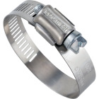 Ideal 2 In. - 3 In. 57 Stainless Steel Hose Clamp with Zinc-Plated Carbon Steel Screw Image 1