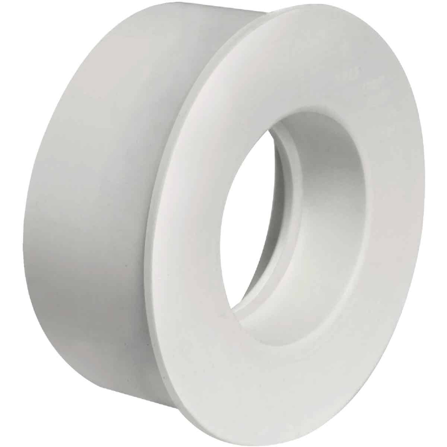 IPEX Canplas Schedule 40 4 In. to 2 In. PVC Sewer and Drain Bushing Image 1