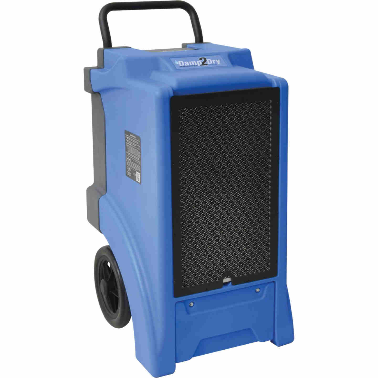 Perfect Aire Damp2Dry 250 Pt./Day 15,500 Sq. Ft. Commercial Dehumidifier Image 1