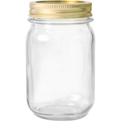 Anchor Hocking 1 Pint Canning Jar (12-Count)
