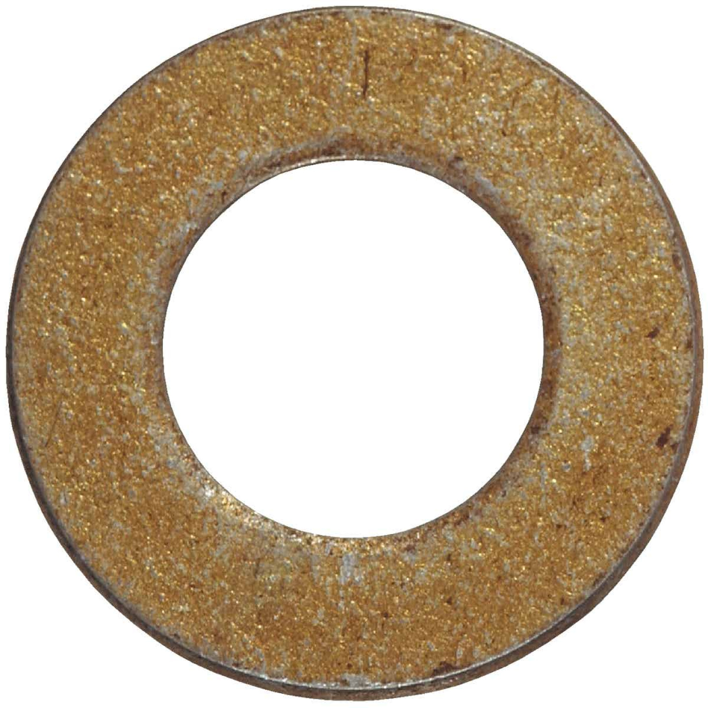 Hillman 1 In. SAE Hardened Steel Yellow Dichromate Flat Washer (10 Ct.) Image 1