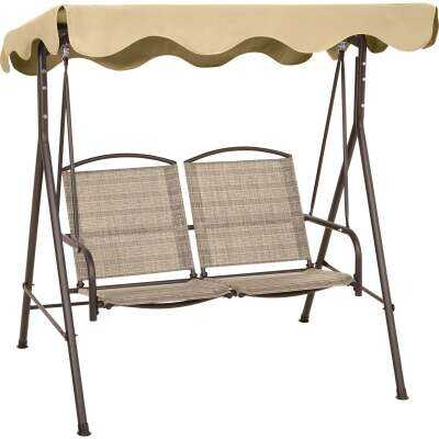 Outdoor Expressions 2- Person Patio Swing